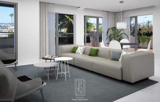 Aménagement de 6 nouveaux appartements à Golfe Juan
