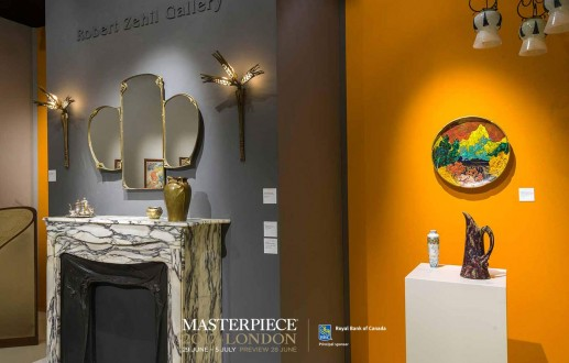 Masterpiece London 2017 x Robert Zehil Gallery