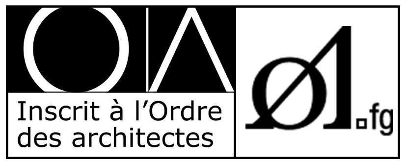 Ordre des architectes Jeremy Biermann architecte dplg