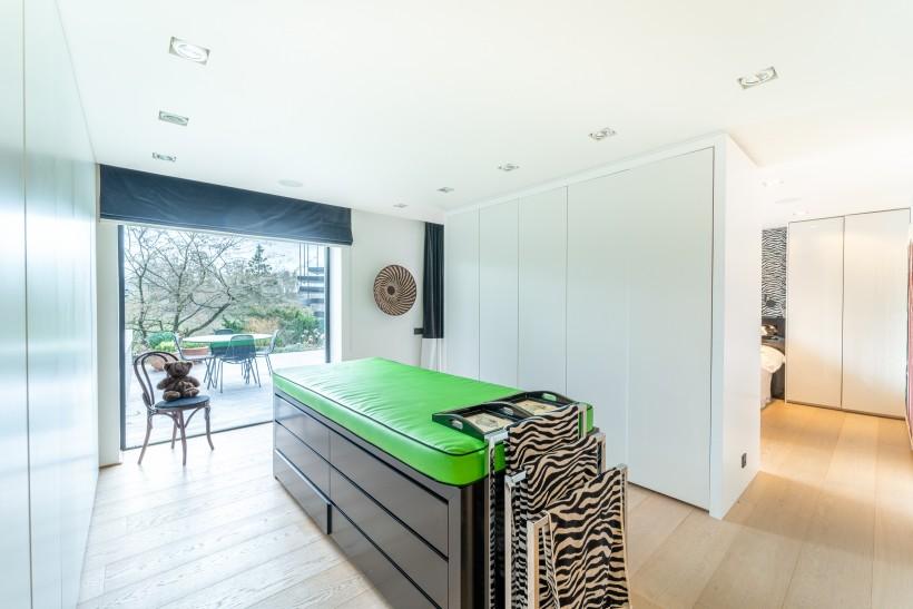 Maison bel-étage, Uccle